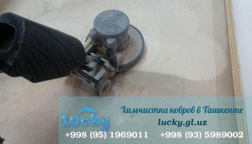 Профессиональная химчистка ковров в Ташкенте