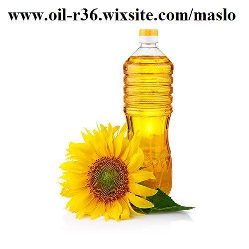 Подсолнечное масло от производителя оптом