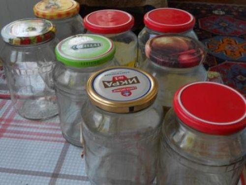 Продам литровые стеклянные банки