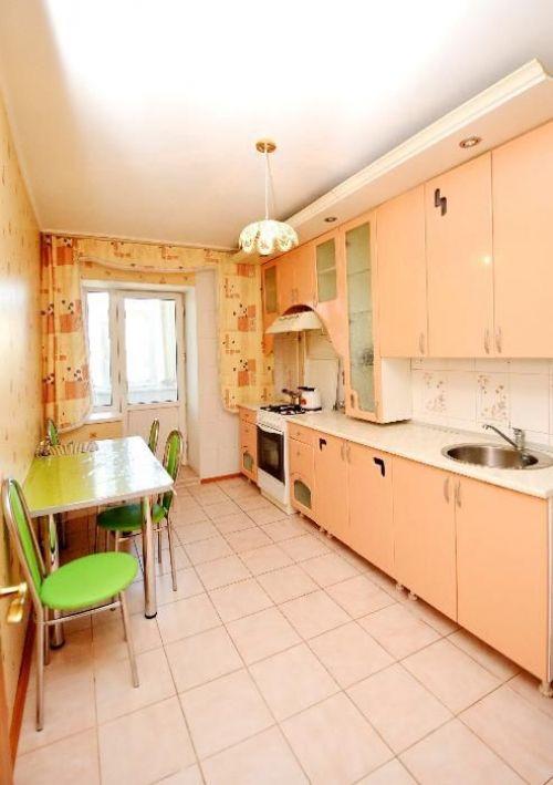 Трёхкомнатная квартира с раздельной планировкой