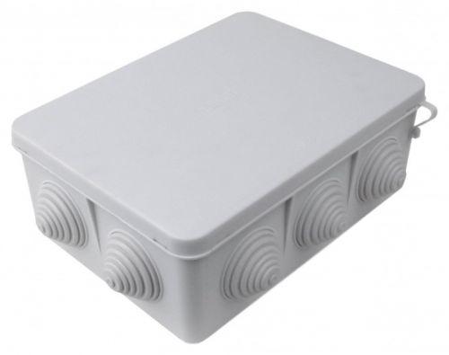 Коробки разветвительные открытой установки степень защиты IP55 HEGEL