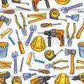 Покупаю инструменты из дома и горожа кладовой