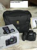 Камера Canon EOS 5D Mark IV DSLR с жёсткой линзой 24-105 f / 4 II